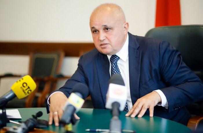 Губернатор Кузбасса Сергей Цивилев отменил выборы глав Кемерова и Новокузнецка