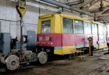 В Новосибирске модернизируют 10 трамваев за 185 млн рублей