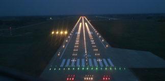 Ремонт взлетно-посадочной полосы Толмачево в Новосибирске завершат в 2022 году