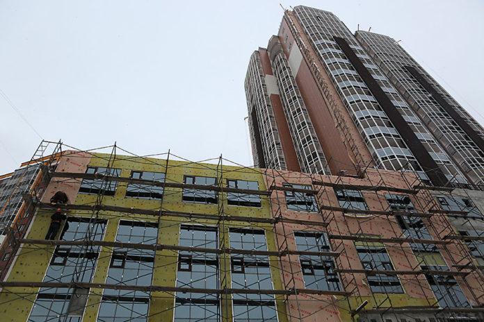 Миниатюра для: В 2019 году в Новосибирске планируется сдать шесть долгостроев