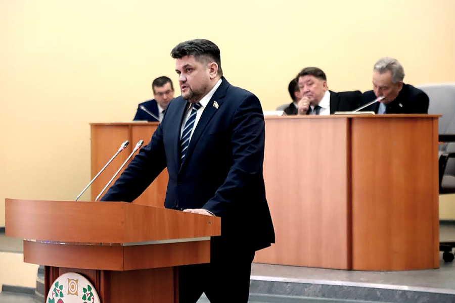 Единоросс Александр Жуков избран сенатором от Хакасии в Совфед РФ
