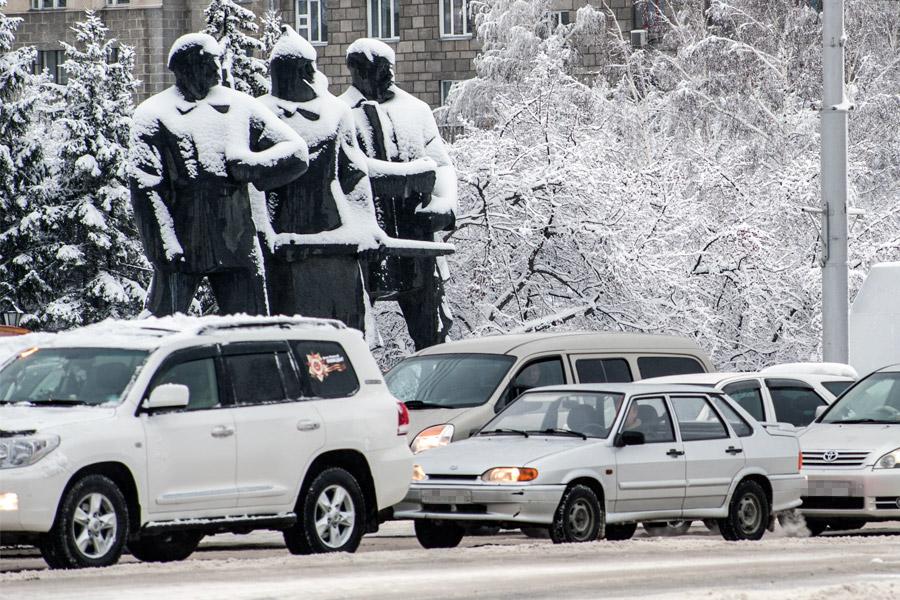 Новая возможность экономии для сибирских автовладельцев: каско с ограничением пробега