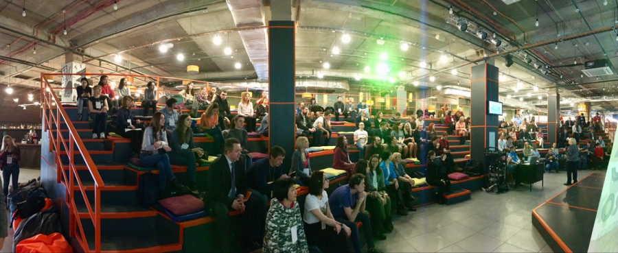 Слет социальных предпринимателей «Бизнес PRODOBRO» прошел в Новосибирске