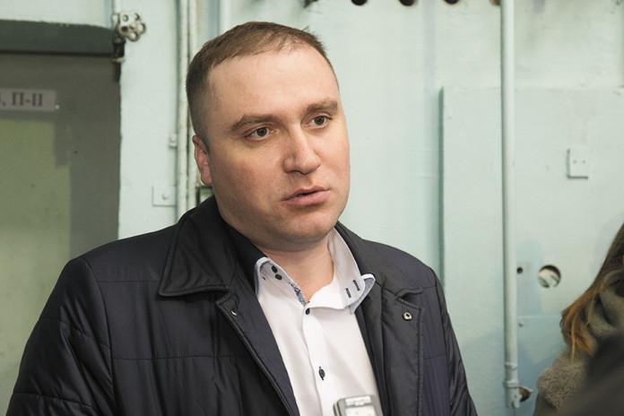 Исполнительный директор Новосибирского механического завода«Искра» Сергей Кондратьев