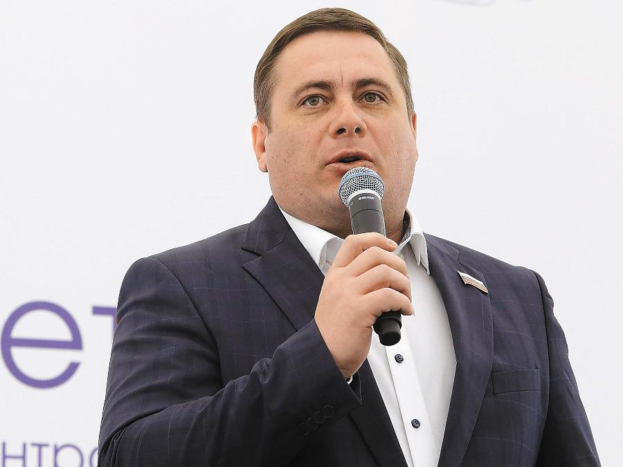 Александр Зырянов: «Хочется, чтобы производилось больше  конечной продукции, и добавленная стоимость оставалась в регионе» - Изображение