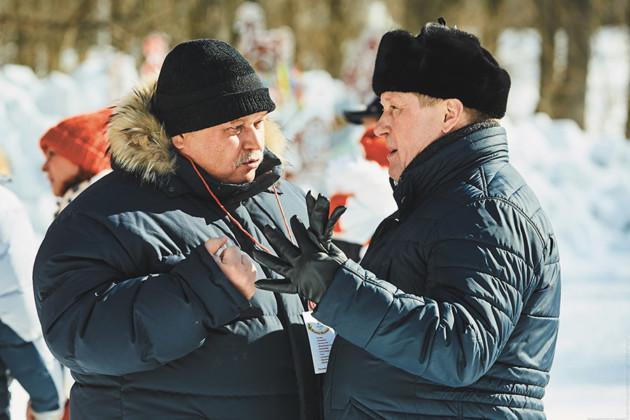 Александр Бойко и Анатолий Локоть