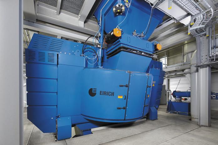 На ЭПМ-Новосибирский электродный завод установят немецкий смесительный комплекс EIRICH