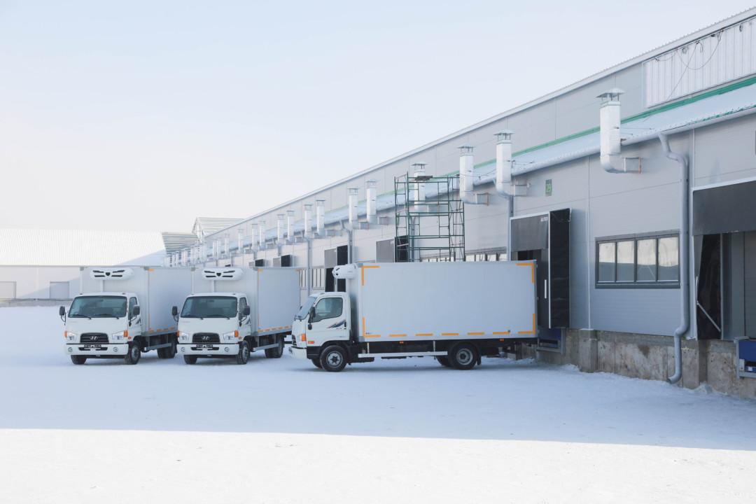 Крупнейший за Уралом агротерминал откроется в Красноярске в конце марта 2019 года