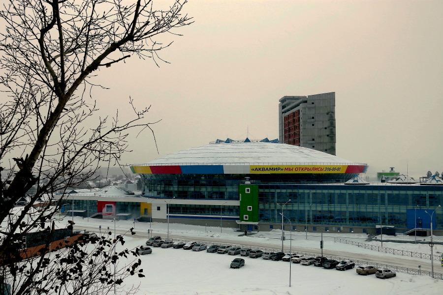 Строительная компания намерена обанкротить аквапарк в Новосибирске