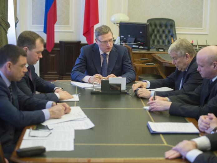 Губернатор Омской области и председатель СО РАН подписали соглашение о сотрудничестве на пять лет