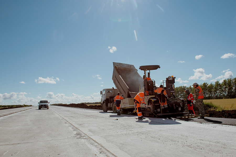 По нацпроекту в Новосибирской области отремонтируют более 534 км автодорог