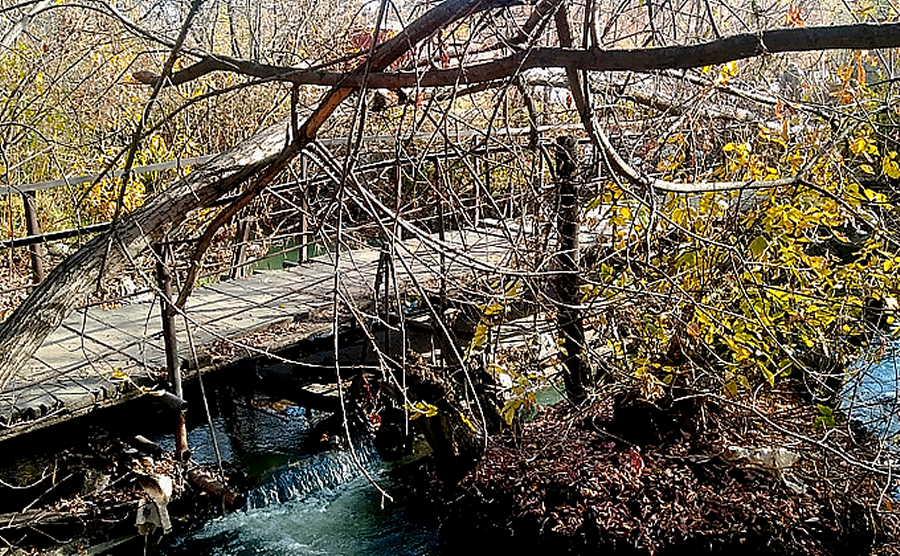 «Бесхозные» мосты через малые реки возьмет под контроль мэрия Новосибирска