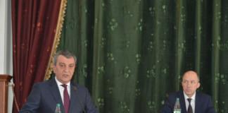 Олег Хорохордин: «Мы будем работать над развитием республики Алтай»