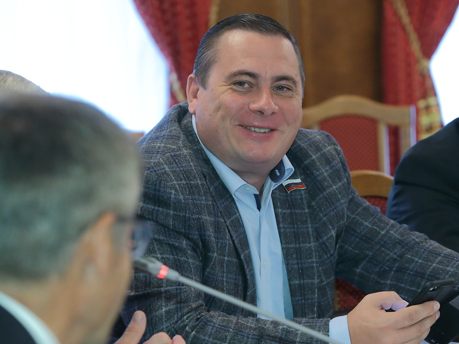 Глеб Поповцев