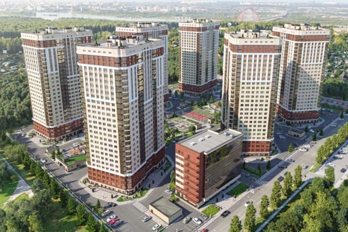 В Новосибирске за два года цены на квартиры выросли в среднем на 12%