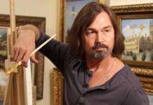 Кузбасская обанкротившаяся шахта продает картины Никаса Сафронова за 20,5 млн рублей