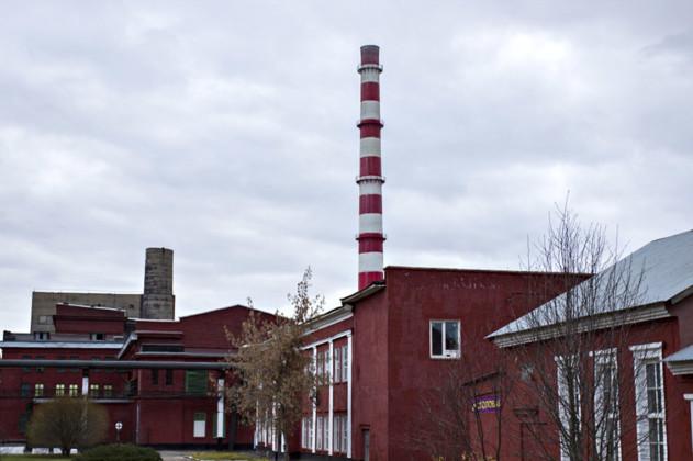 Котельная Новосибирского оловокомбината