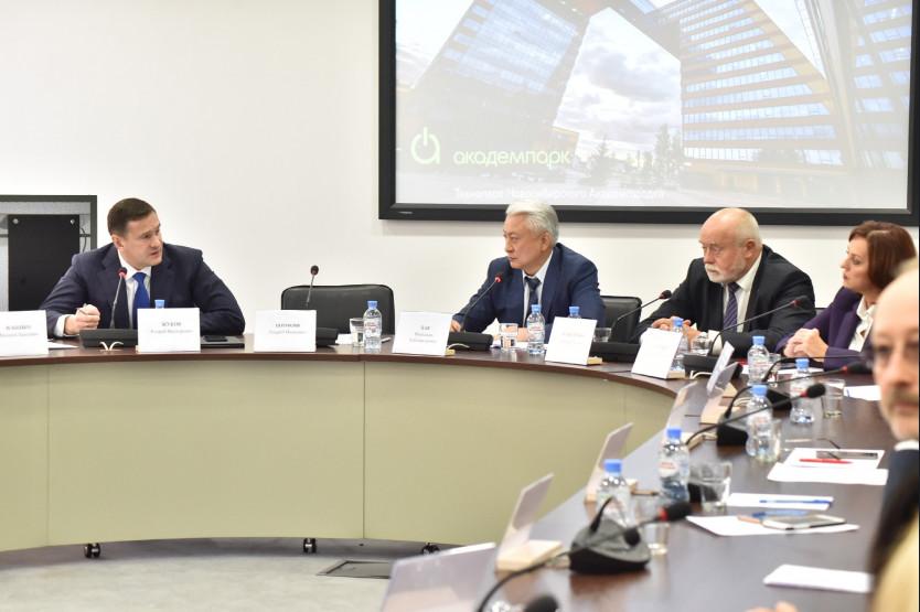 Минобнауки РФ согласовало участок под строительство синхротрона в рамках проекта «Академгородок 2.0»