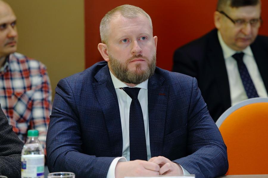 Управляющий директор ООО «Сибирский бетон» Алексей Лапин