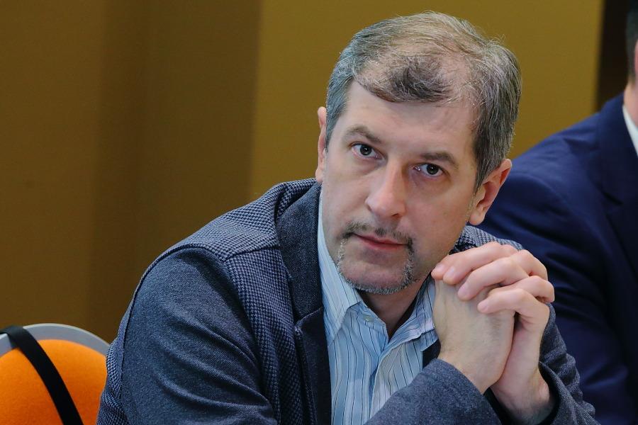 Директор ЗКПД «Арматон» Антон Абакумов