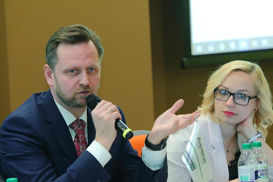 Президент Межрегиональной Ассоциации руководителей предприятий Сергей Карпекин