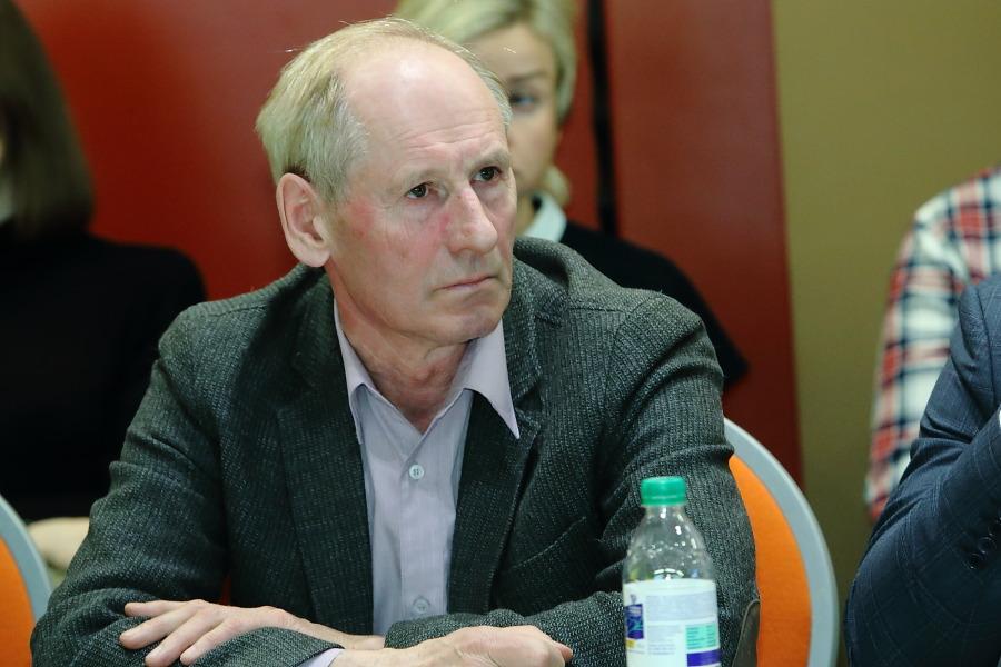 Главный эксперт нормативно-технического отдела инспекции государственного строительного надзора Новосибирской области Владислав Быстров