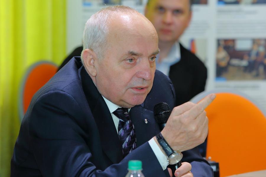 Президент Ассоциации строителей России Николай Кошман