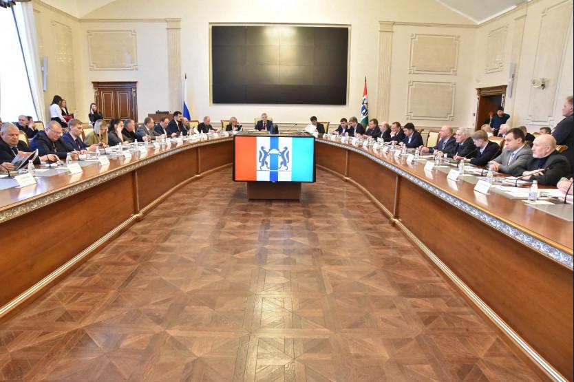 «Строительный Технопарк» появится в Новосибирской области при поддержке регионального минстроя