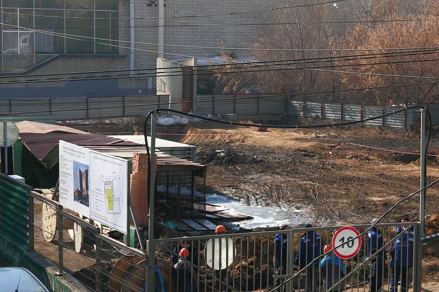 В Новосибирске появится 14-этажная гостиница с подземной парковкой