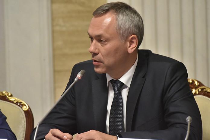 Андрей Травников представил министру культуры РФ инициативу по развитию детских школ искусств в регионах