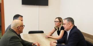 Делегация из Португалии оценила возможности омского технического университета