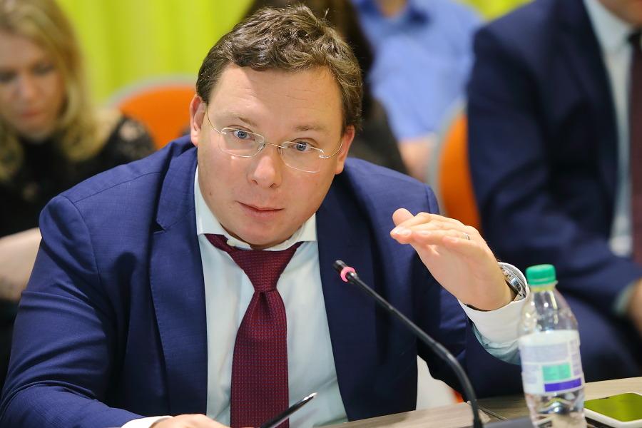 Директор Фонда прогрессивной политики Олег Бондаренко