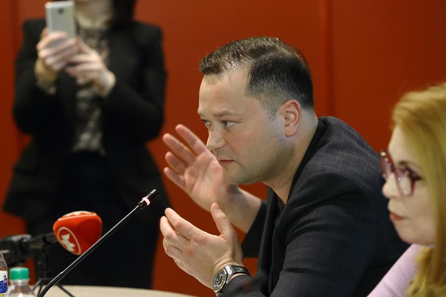Руководитель Института социологических и маркетинговых исследований Андрей Николаев