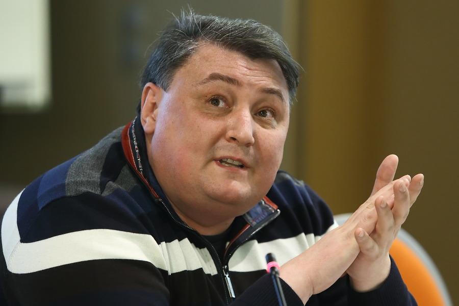 Красноярский политолог Александр Парфенов