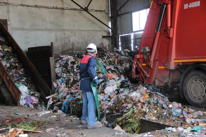 Дела в отношении мусорных операторов