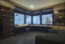 Двухэтажный пентхаус с видом на Обское море продают в Новосибирске за 135 млн рублей