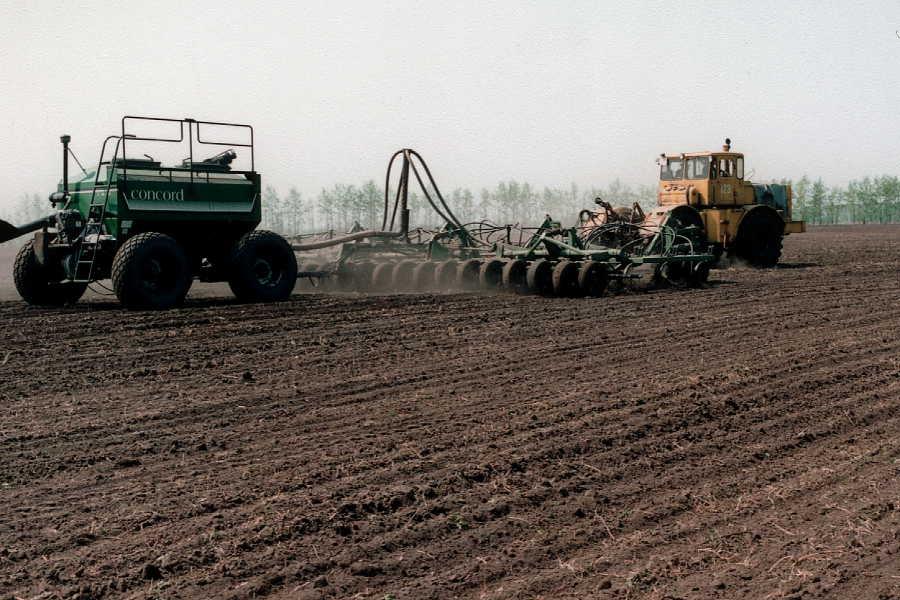 Россельхозбанк направил на проведение посевной в Новосибирской области более 1 млрд рублей
