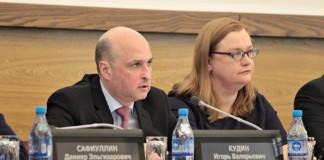 Депутат Игорь Кудин