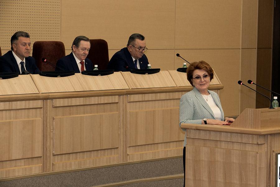 Избрание уполномоченного по правам ребёнка Новосибирской области