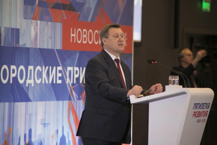 Какими стали новые «апрельские тезисы» мэра Новосибирска Анатолия Локтя?