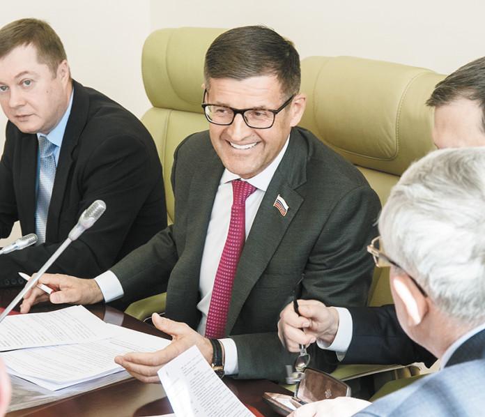 Миниатюра для: Депутаты Новосибирской области предложили освободить селян от налога на имущество