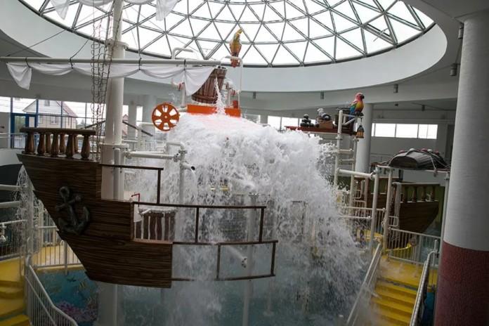 Миниатюра для: Арбитраж начал банкротство застройщика новосибирского аквапарка