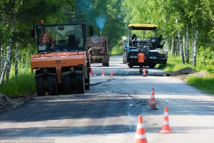 В Томской области в 2019 году планируют отремонтировать 112 км дорог