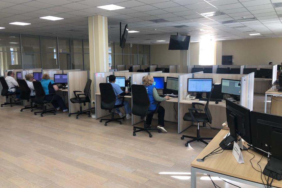 В Кузбассе планируют открыть Единый диспетчерский центр «Скорой помощи»