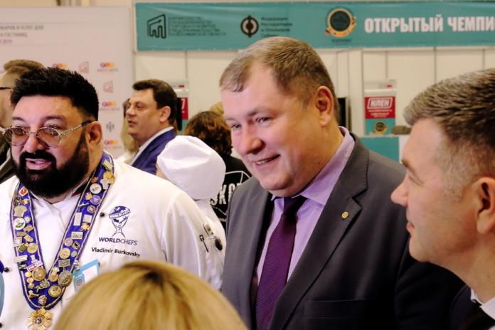 Сергей Сёмка: «У местных рестораторов востребована продукция новосибирских производителей»