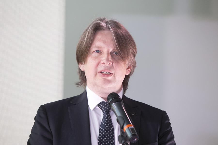 Глава ГК «Эксперт» Сергей Шабанов