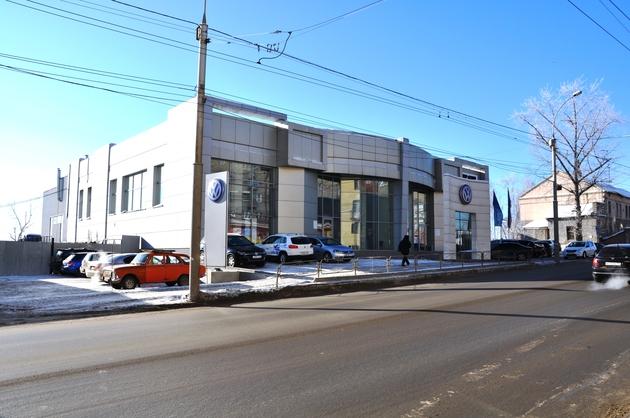 Еще один автосалон ООО «Макс Моторс Проект» ушел с молотка