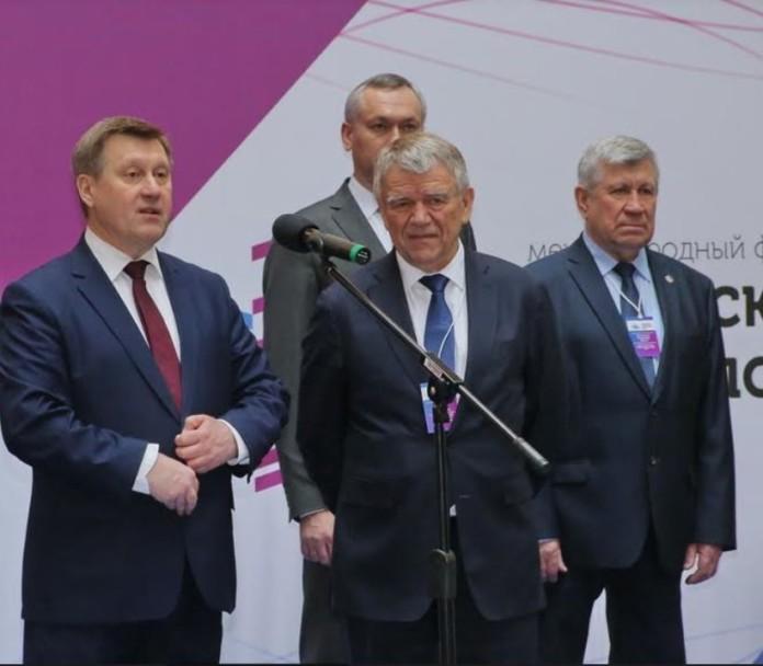 Миниатюра для: Локоть рассказал о приоритетах развития Новосибирска до 2025 года