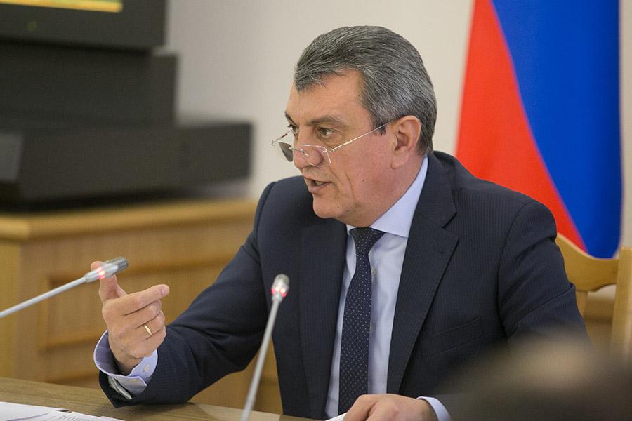 Сергей Меняйло вмешался в конфликт МРСК Сибири и правительства Хакасии