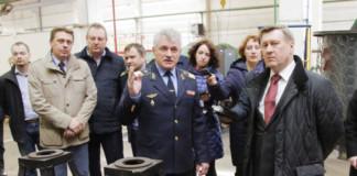 Анатолий Локоть: «Ремонт вагонов силами предприятия – улучшает экономику метрополитена»